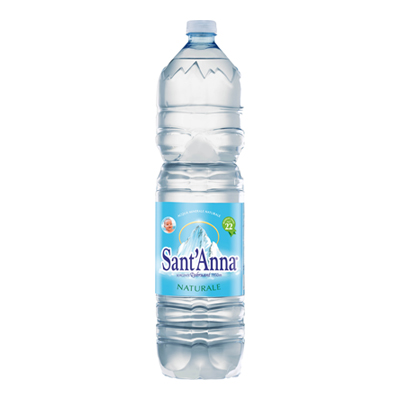 ACQUA SANT'ANNA NATURALE LT.1,5