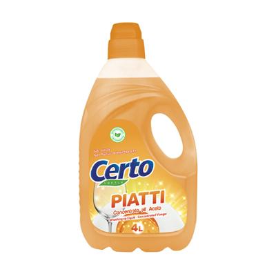 CERTO PIATTI ACETO LT.4