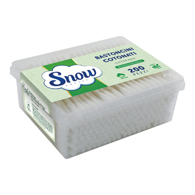 SNOW COTTON FIOC BIODEGRADABILI X 200 PZ