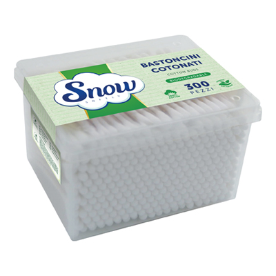 SNOW COTTON FIOC BIODEGRADABILI X 300 PZ