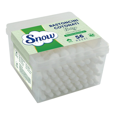 SNOW COTTON FIOC BABY BIODEGRADABILI X 56 PZ