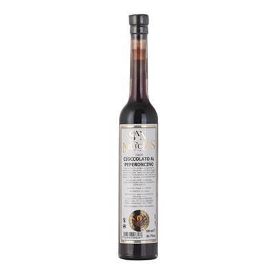 SAN NICHOLAUS LIQUORE CIOCCOLATO PEPERONC.17� CL10