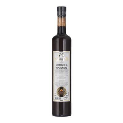SAN NICHOLAUS LIQUORE CIOCCOLATO PEPERONC.17� CL50