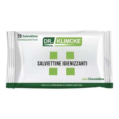 DR.KLIMCKE SALVIETTINE IGIENIZZANTI X20