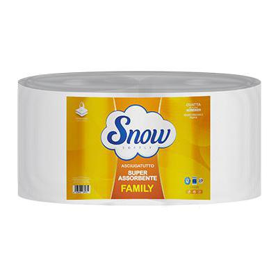 SNOW ASCIUGATUTTO FAMILY GR840X2 340 STRAPPI X2 2 VELI