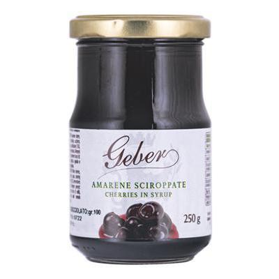 GEBER AMARENE SCIROPPATE GR250
