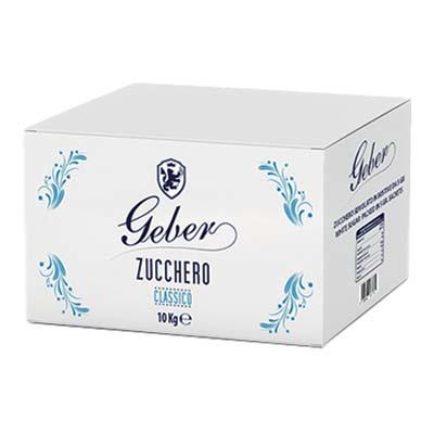 GEBER ZUCCHERO CLASSICO BUSTINE KG.10