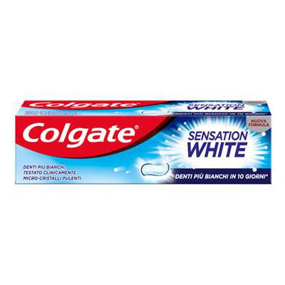 COLGATE DENTIFRICIO ML.75 SENSATION WHITE