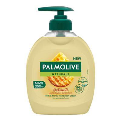 PALMOLIVE SAPONE LIQUIDO LATTE&MIELE ML.300