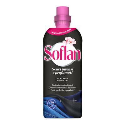 SOFLAN LIQUIDO ML.900 NOIR