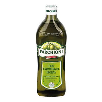 FARCHIONI OLIO EX/VERGINE DI OLIVA LT.1