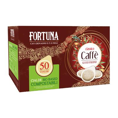 FORTUNA CAFFE'CIALDE X50 PZ COMPOSTABILI
