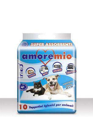AMORE MIO TRAVERSE ASSORBENTIPER ANIMALI CM.60X  60  SWEET