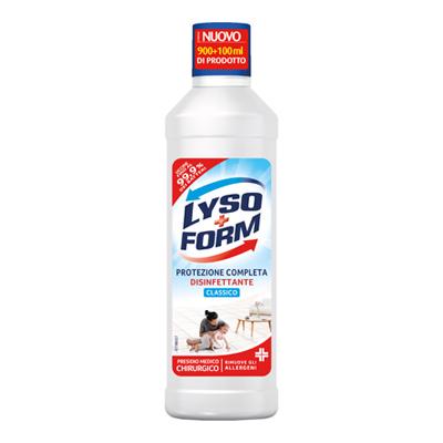 LYSOFORM CASA ML.900