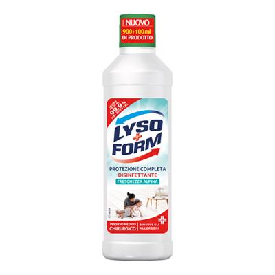 LYSOFORM CASA ALPINA ML.900