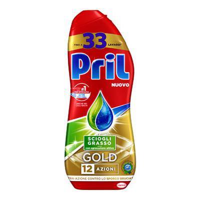 PRIL GEL GOLD ML.600 SCIOGLIGRASSO
