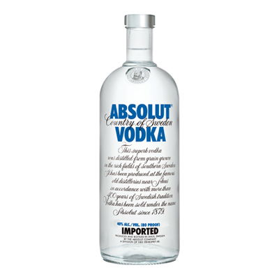 ABSOLUT VODKA CLEAR CL.70 40°