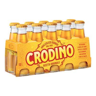 CRODINO CL.10 X 10 BOTTIGLIETTE
