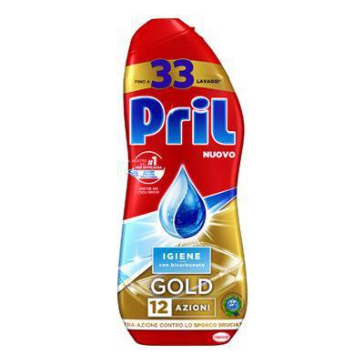 PRIL GEL GOLD ML.600 IGIENE