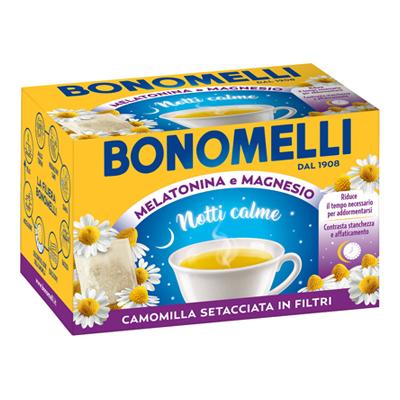 BONOMELLI CAMOMILLA SETACCIATAMELAT/MAGN 14 FIL.