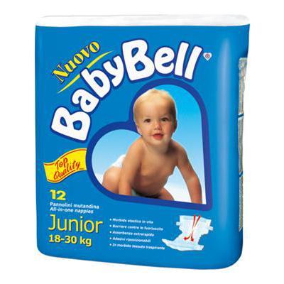 BABY BELL JUN.12/14 PZ.18-30KGTOP QUALITY