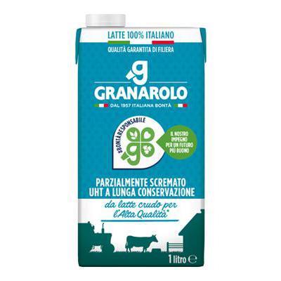 GRANAROLO LATTE PS.UHT LT.1 BRICK 100%ITALIANO