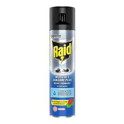RAID M/Z AQUA BASE TECHNOLOGYML.400 SPRAY