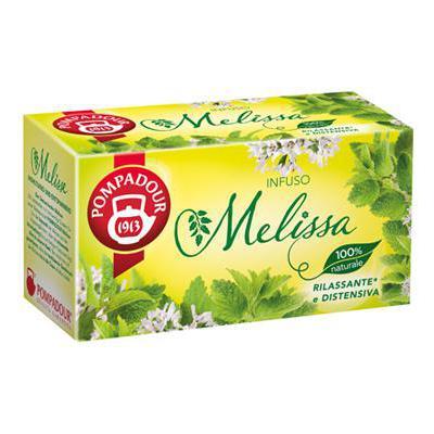 POMPADOUR INFUSO MELISSA X20