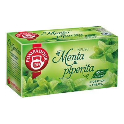 POMPADOUR INFUSO MENTA PIPERITA X20