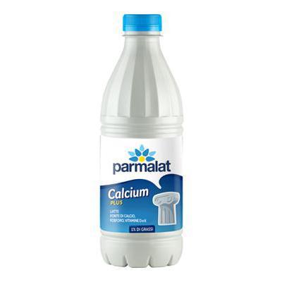 PARMALAT LATTE CALCIUM PLUS BOTTIGLIA LT.1