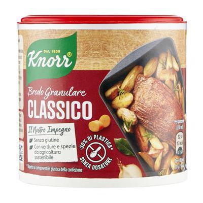 KNORR GRANULARE CLASSICO GR.150