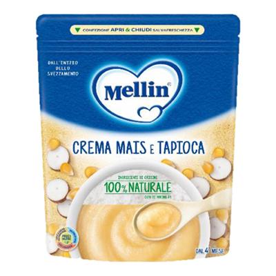 MELLIN CREMA MAIS / TAPIOCA GR.200