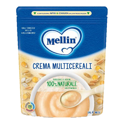 MELLIN CREMA MULTICEREALI GR.200