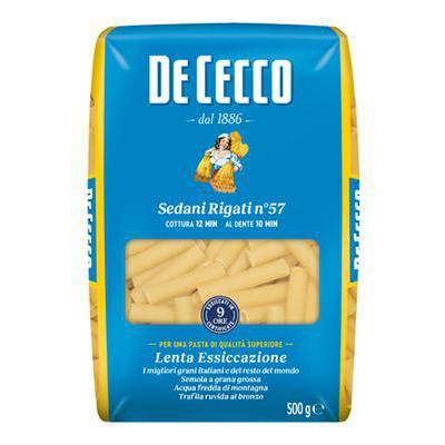 DE CECCO GR.500 SEDANI RIGATIN.57