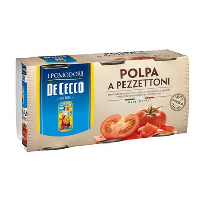 DE CECCO POLPA GR.400 X 3