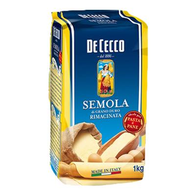 DE CECCO SEMOLA RIMACINATA KG.1