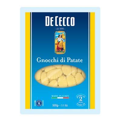 DE CECCO GR.500 GNOCCHI PATATE