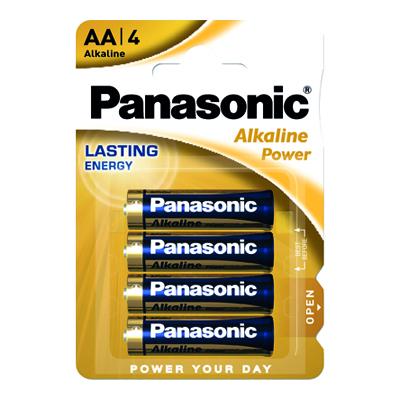 PANASONIC ALKALINE POWER STILOX 4 PZ