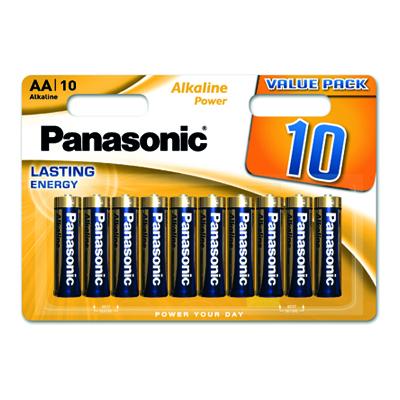 PANASONIC ALKALINE POWER STILOX 10 PZ