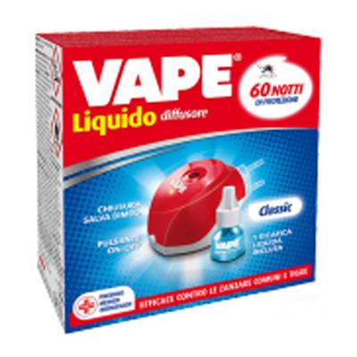 VAPE DIFFUSORE LIQUIDO + RICARICA 60 NOTTI SPINA