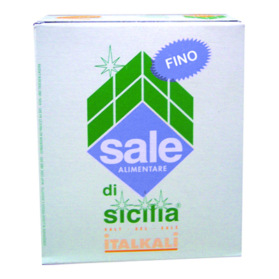 SALE DI SICILIA FINO KG.1