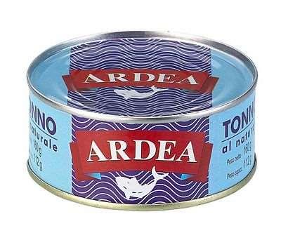 ARDEA TONNO NATURALE GR.160