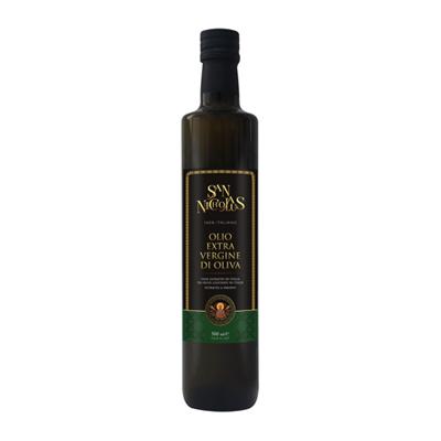 SAN NICHOLAUS OLIO EXTRA VERGINE 100% ITALIANO CL.50
