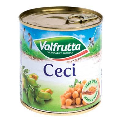 VALFRUTTA CECI GR.400