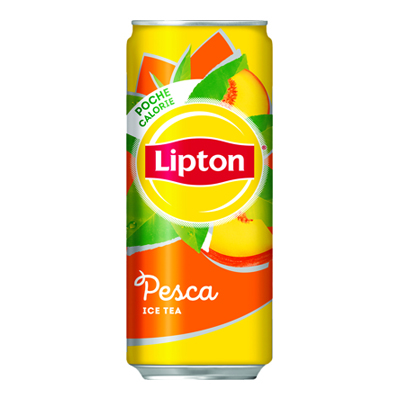 LIPTON ICE TEA PESCA CL.33 LATTINA