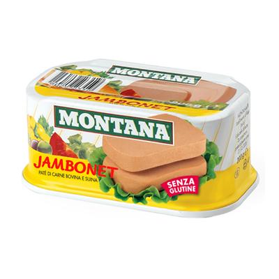 MONTANA CARNE JAMBONET GR.200
