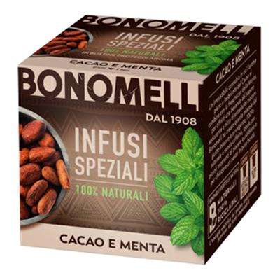 BONOMELLI INFUSO CACAO/MENTA 10 FILTRI