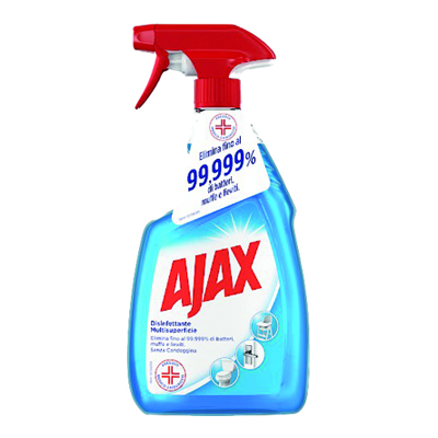 AJAX MULTISUPERFICIE SPRAY DISINFETTANTE ML.750