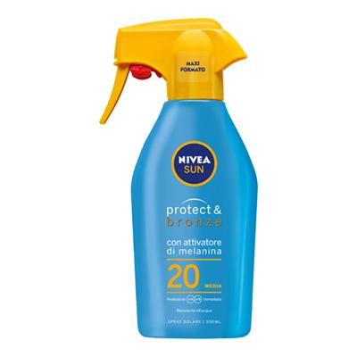 NIVEA SUN SPRAY SOLARE FP50 300ML PROTECT&BRONZE