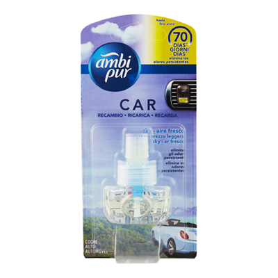 AMBI PUR CAR RICARICA BREZZA SKY ML.7
